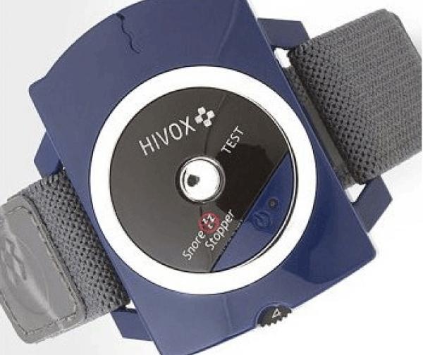 браслет от храпа Hivox SS 650