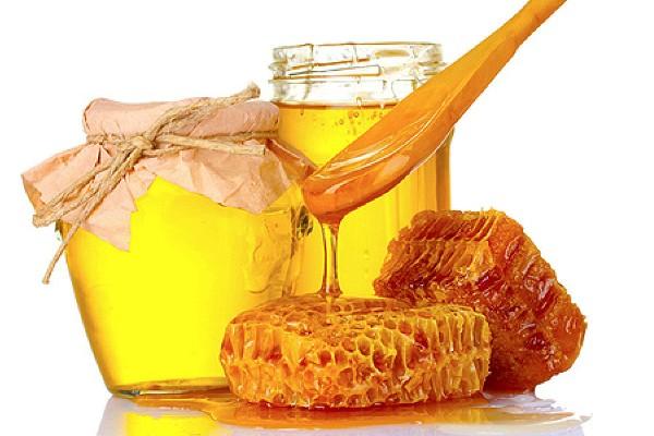 мед в нос