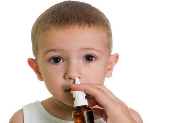 несопин в нос ребенку