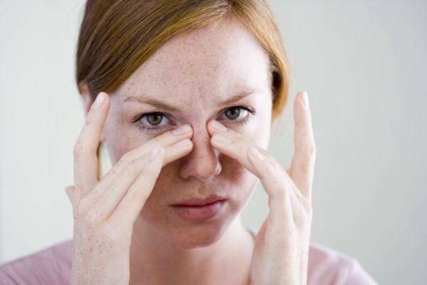 синусит - осложнение нейровегетативного ринита