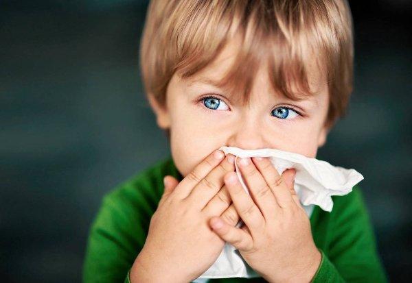 заложенность носа при полипах в носу у ребенка