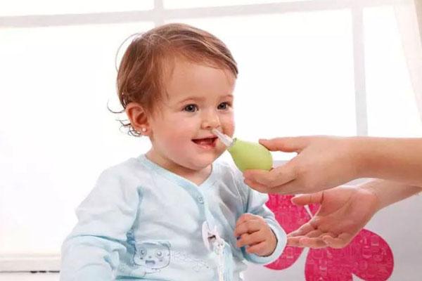 чистка носа при постоянном насморке у ребенка