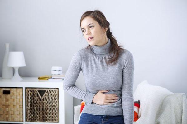 боль в животе - побочный эффект супракса при ангине