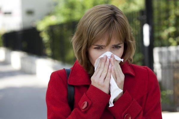 вазомоторный аллергический ринит