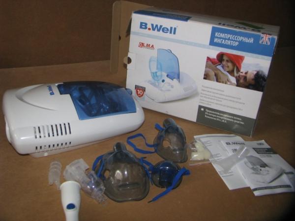 небулайзер b well WN-112k