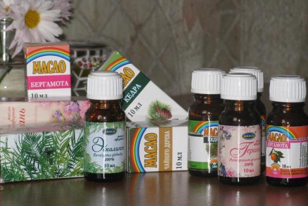 Эфирные масла от насморка и простуды для детей и взрослых