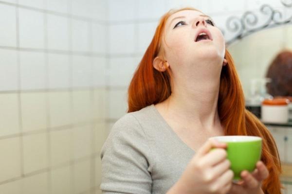 Лечение стоматита в горле