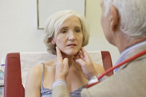 Осложнения хронического фарингита