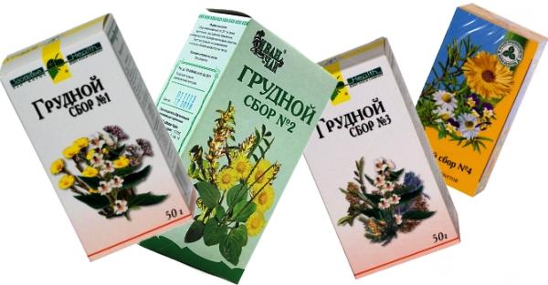 Аптечные травы от кашля