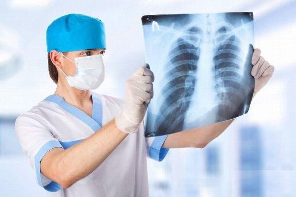рентген-диагностика милиарного туберкулеза